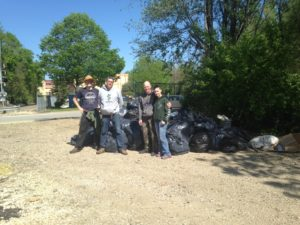 River Clean Up 2
